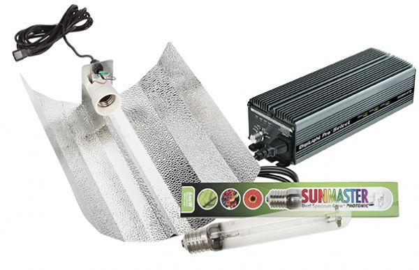 600w Maxi Pro Select Light Kits