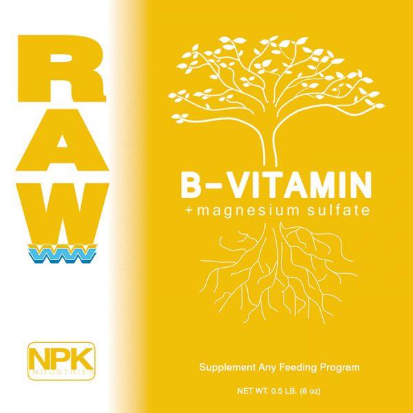 Raw B-Vitamins