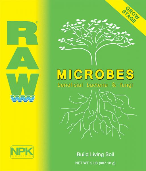 Raw Microbes Grow 8oz