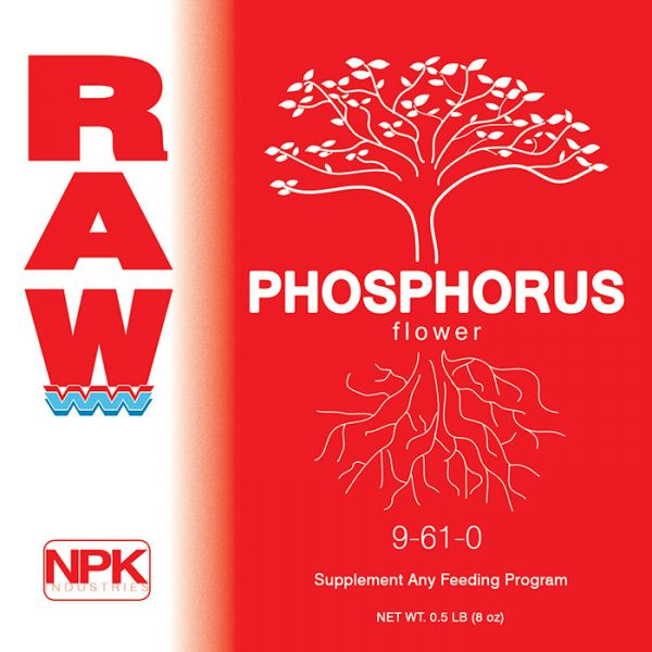 Raw Phosphorus