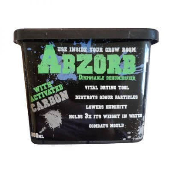 Abzorb Disposable Dehumidifier Tub 800ml