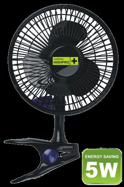 Garden HighPro + 5w Clip Fan