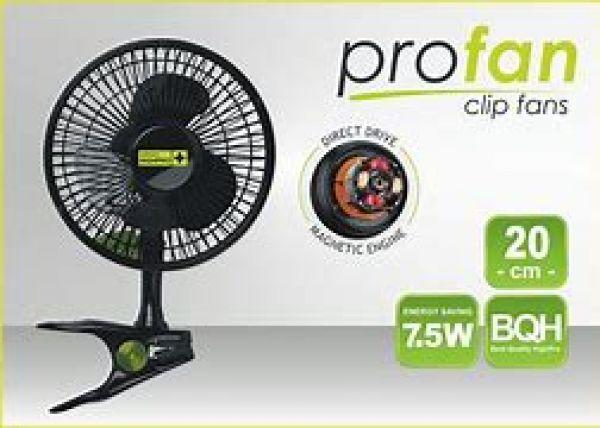 Garden HighPro + 7.5w Clip Fan