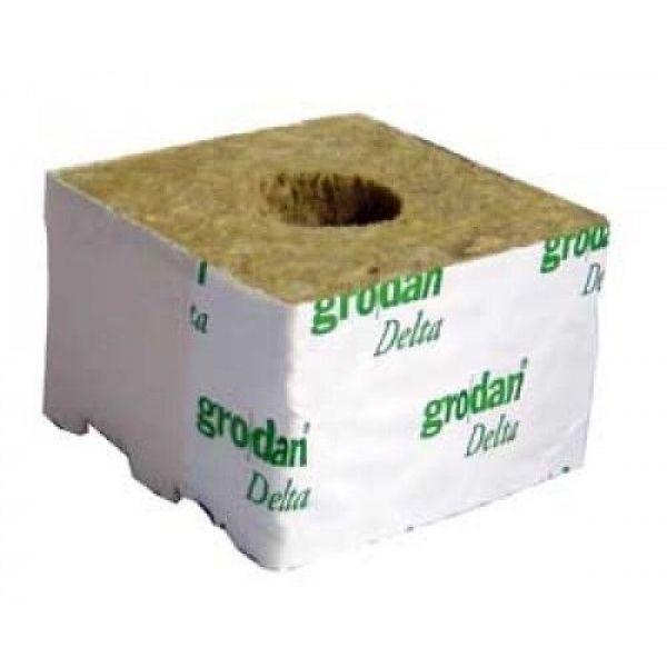 """Growdan 4"""" Rockwool Cubes"""