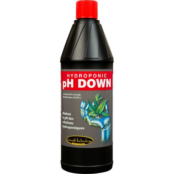 Growth Thechnology Ph Down