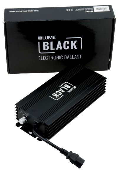 Lumi Black Ballast