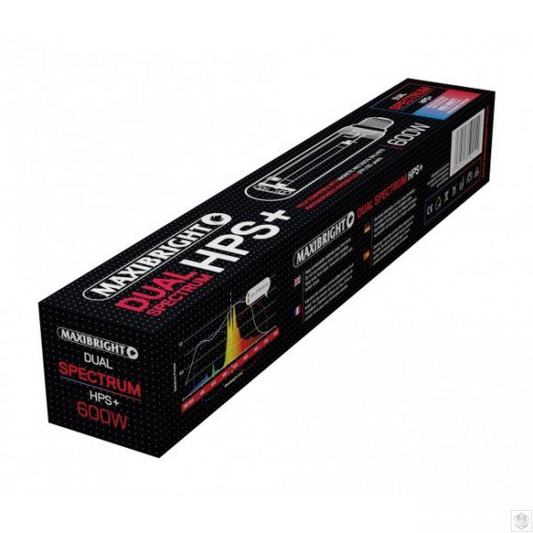 Maxibright 600w HPS+ Duel Spectrum