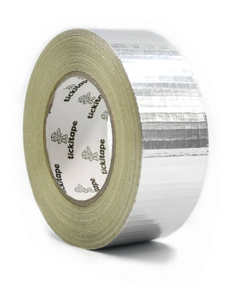 Metallised Cross Weaved Tape