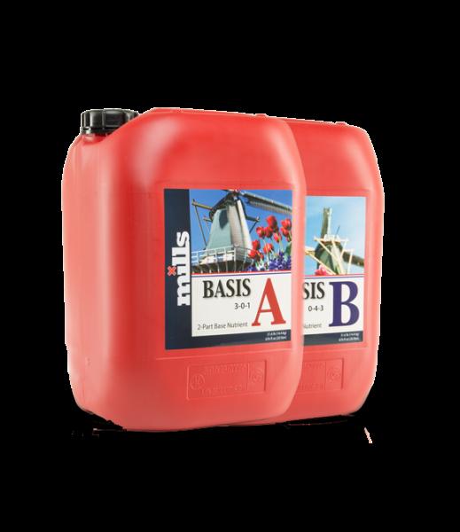 Mills Basis AB