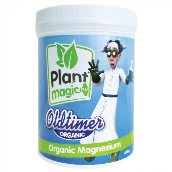 Organic Magnesuim 400g