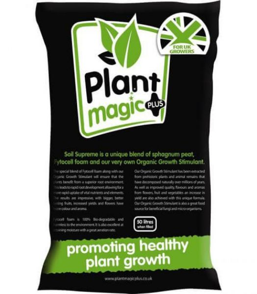 Plant Magic Soil Supreme 50ltr