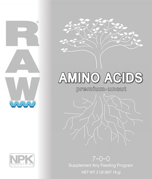 Raw Amino Acid