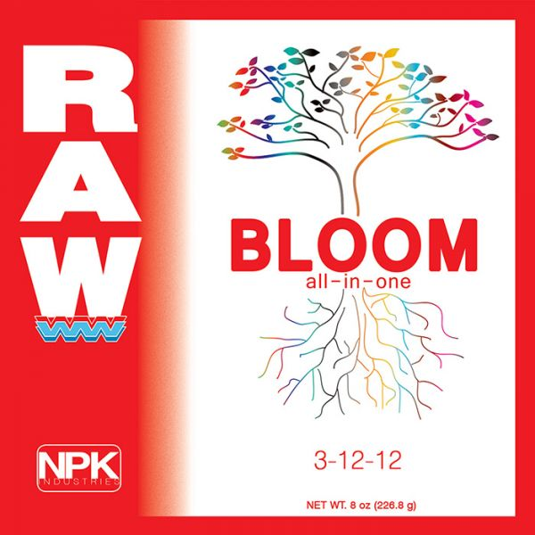 Raw Bloom Comp