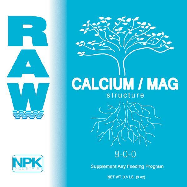 Raw Calcium/Mag