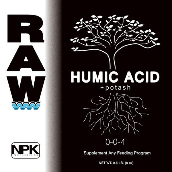 Raw Humric Acid