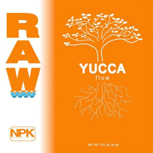 Raw Yucca 2oz