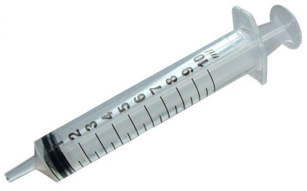 Syringe 10 & 100ml