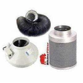 Rhino Fan & Rhino Pro Filter Kits